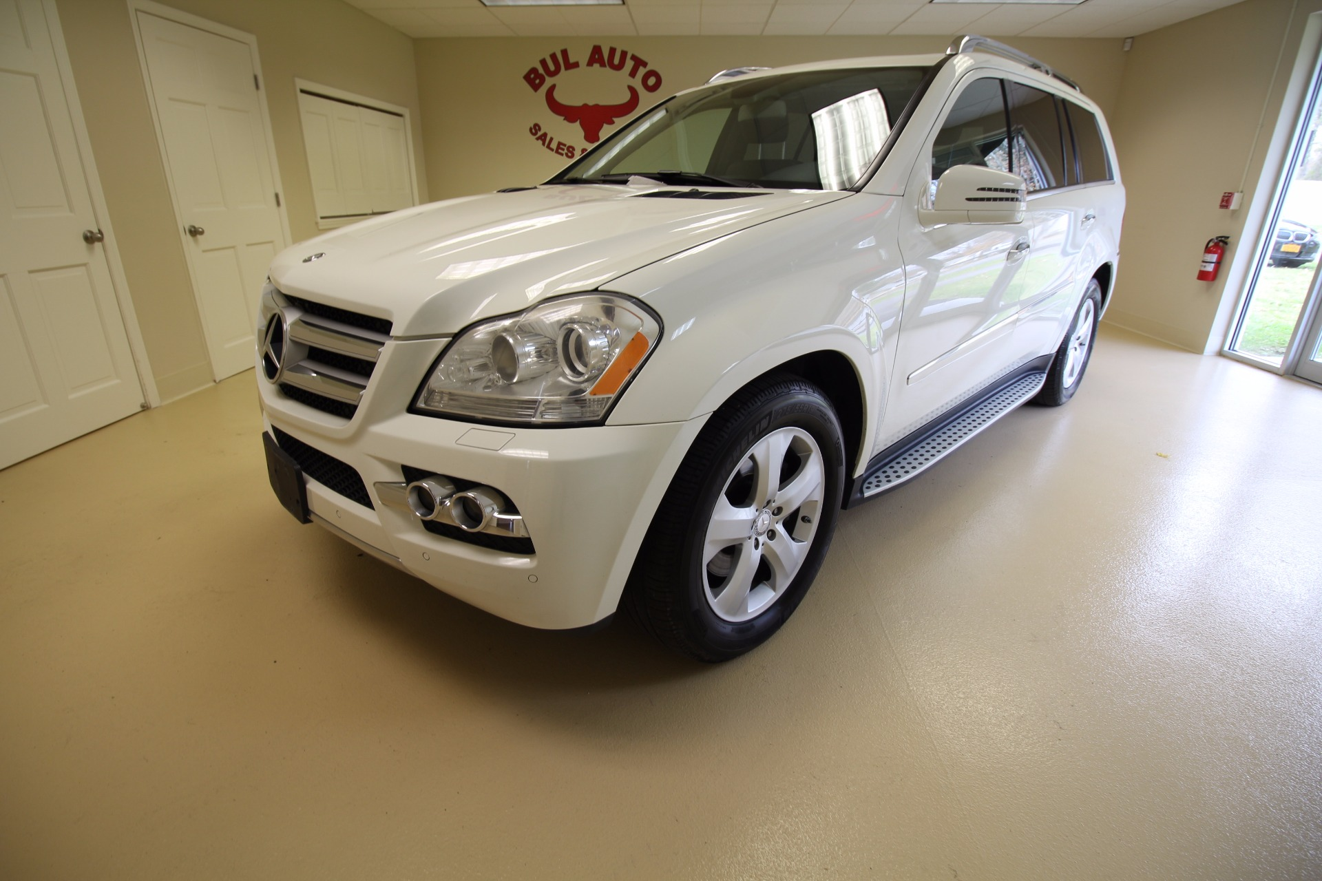 2011 mercedes benz gl class gl450 4matic stock 16290 for for Used mercedes benz gl450 4matic