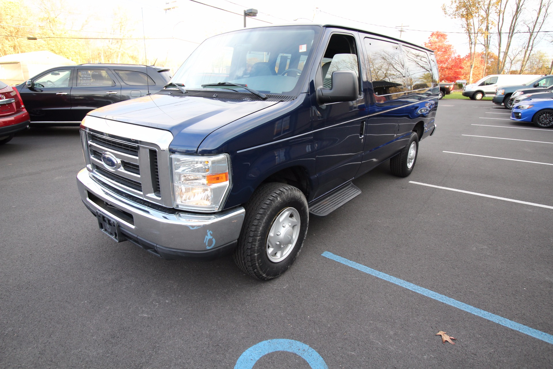 2008 ford econoline e 350 super duty extended stock 16157 for sale near albany ny ny ford. Black Bedroom Furniture Sets. Home Design Ideas