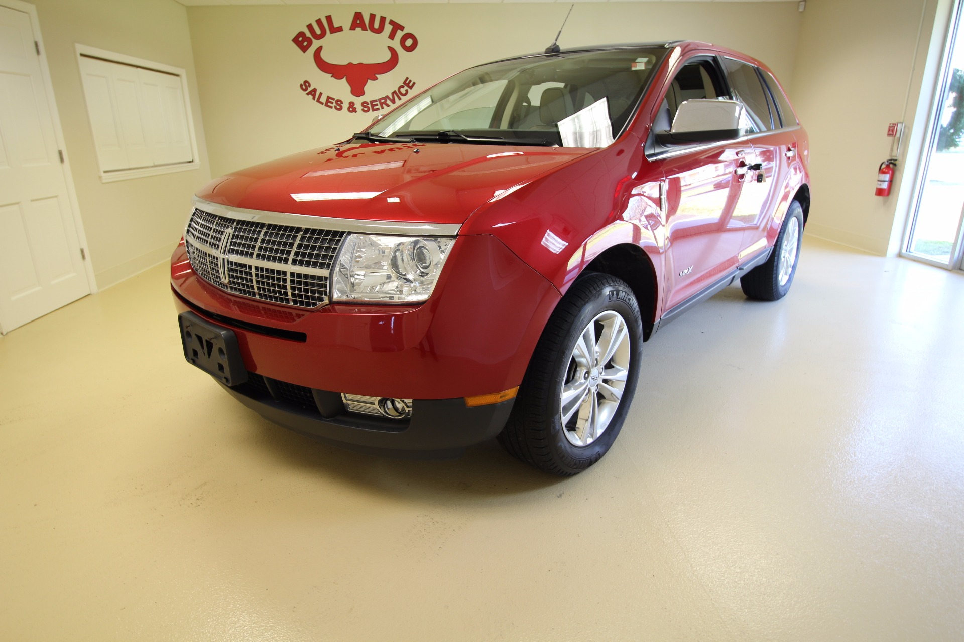 2010 Lincoln MKX AWD Stock for sale near Albany NY