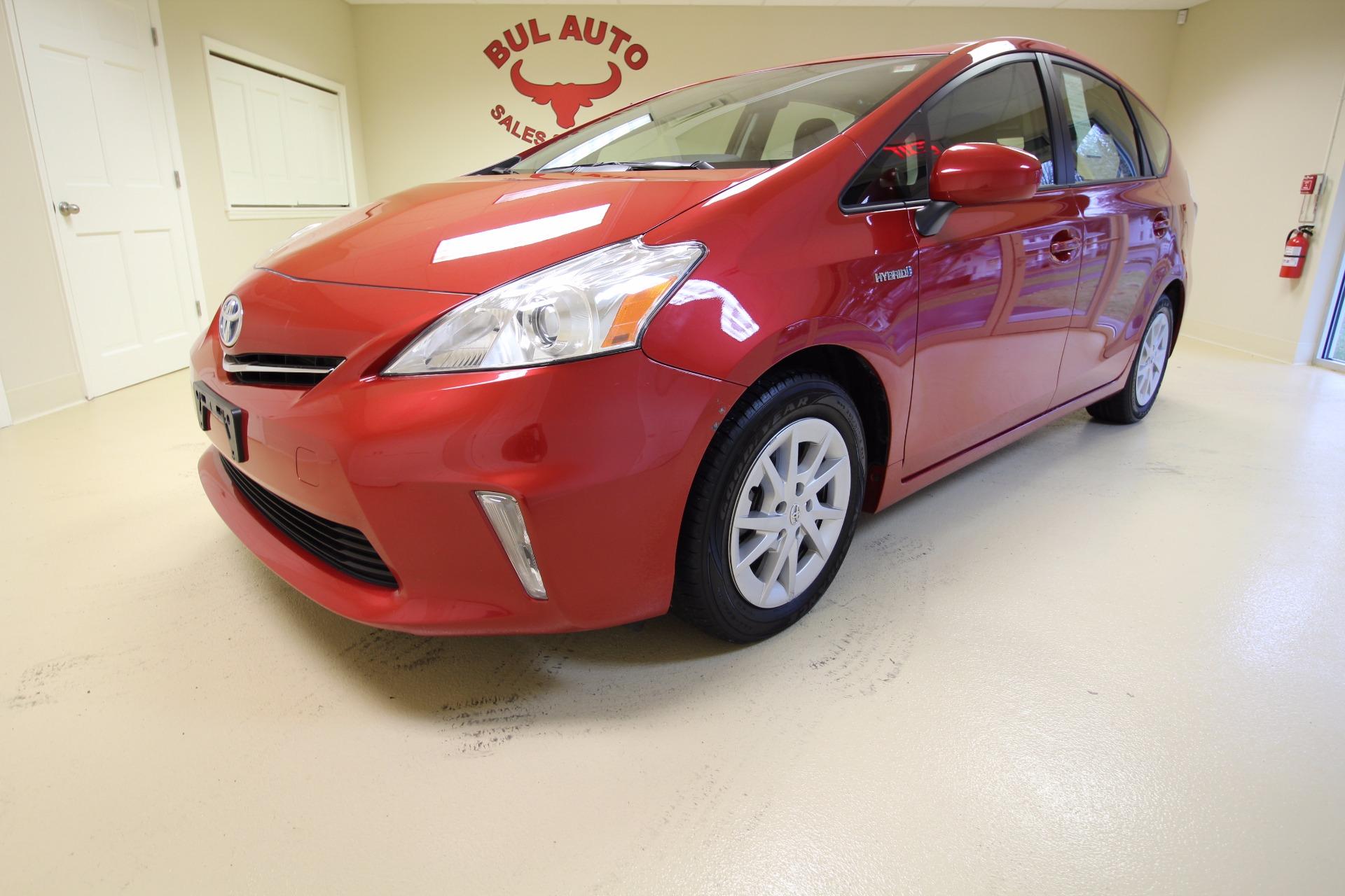 2012 Toyota Prius V Three Stock 16321 For Sale Near Albany Ny