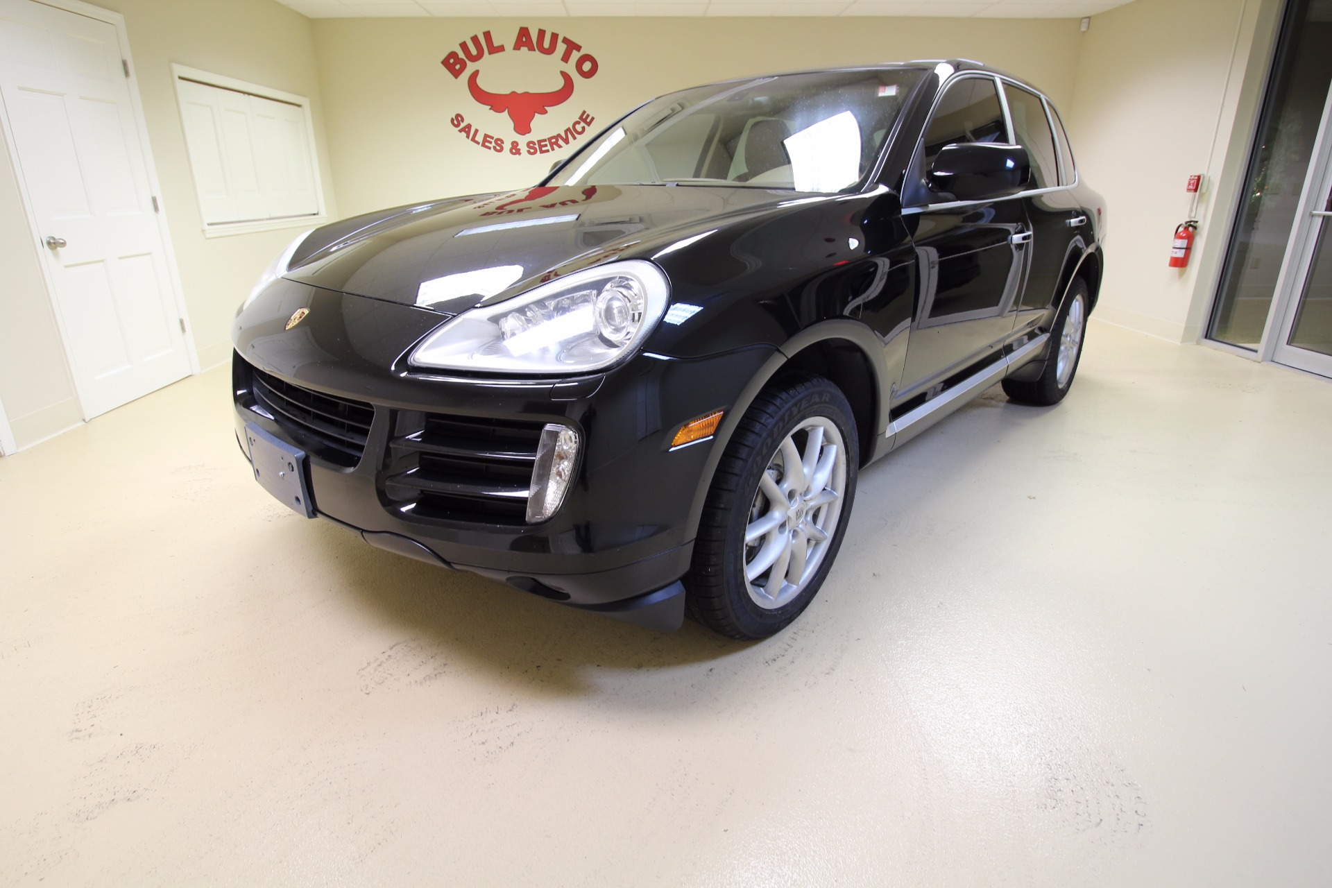 2008 porsche cayenne s stock 16262 for sale near albany ny ny porsche dealer for sale in. Black Bedroom Furniture Sets. Home Design Ideas