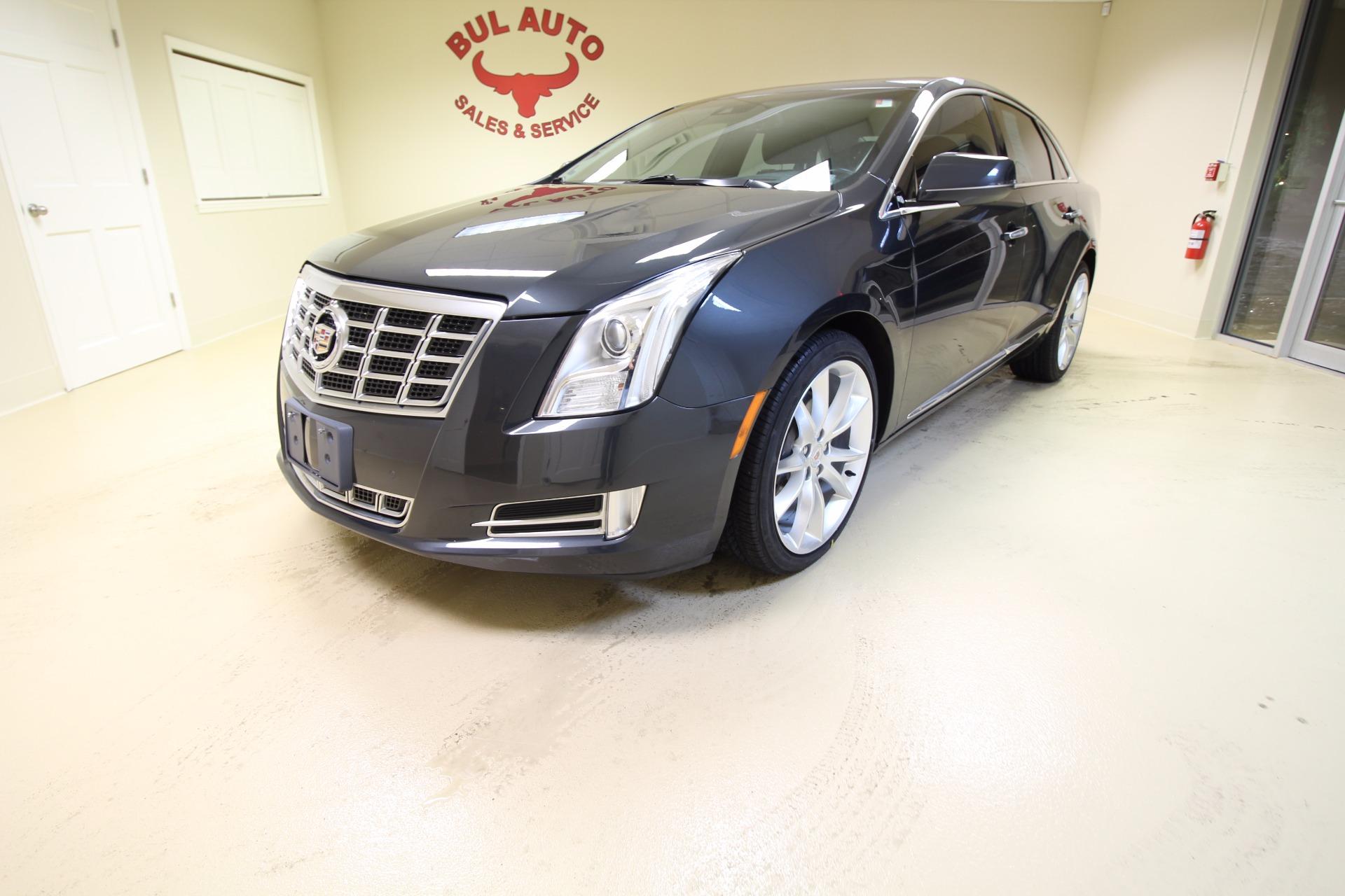 2013 Cadillac XTS Premium AWD Stock # 16319 for sale near Albany, NY