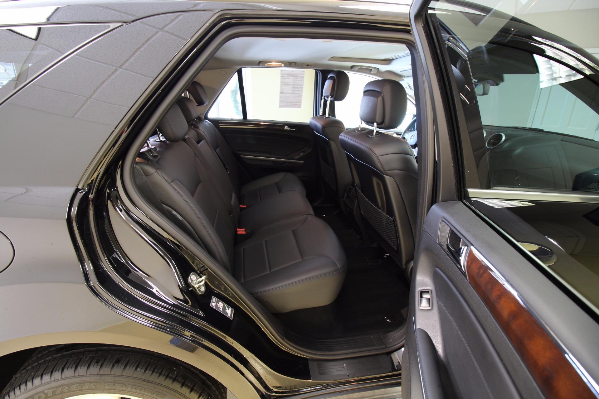 2011 Mercedes Benz M Class Ml350 4matic Stock 16332 For