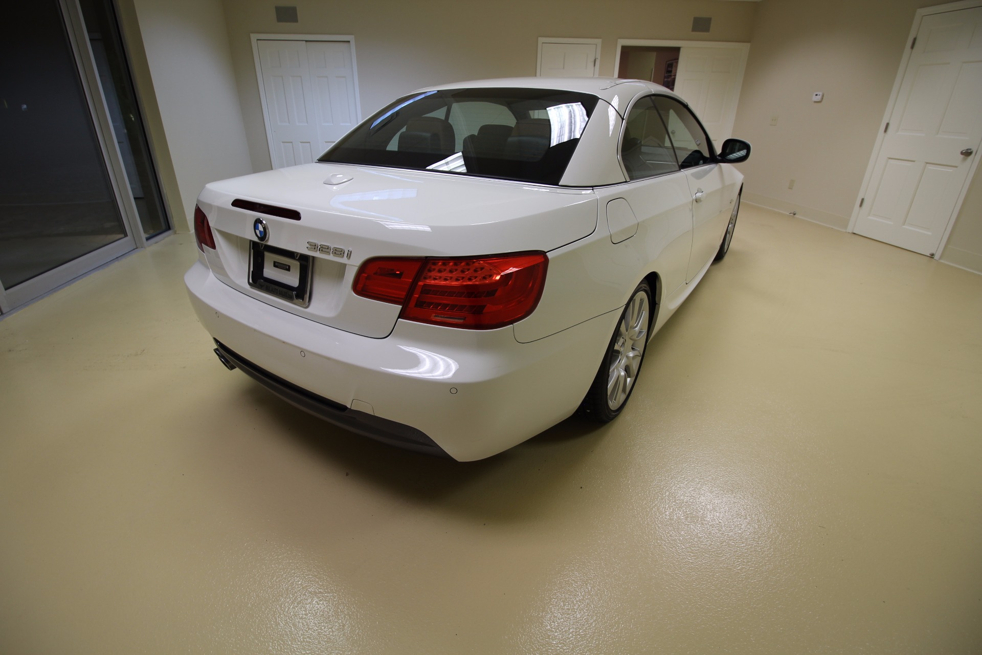2013 Bmw 3 Series 328i Convertible Sulev Stock 16336