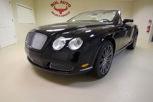 Used 2007 Bentley Continental GTC-Albany, NY