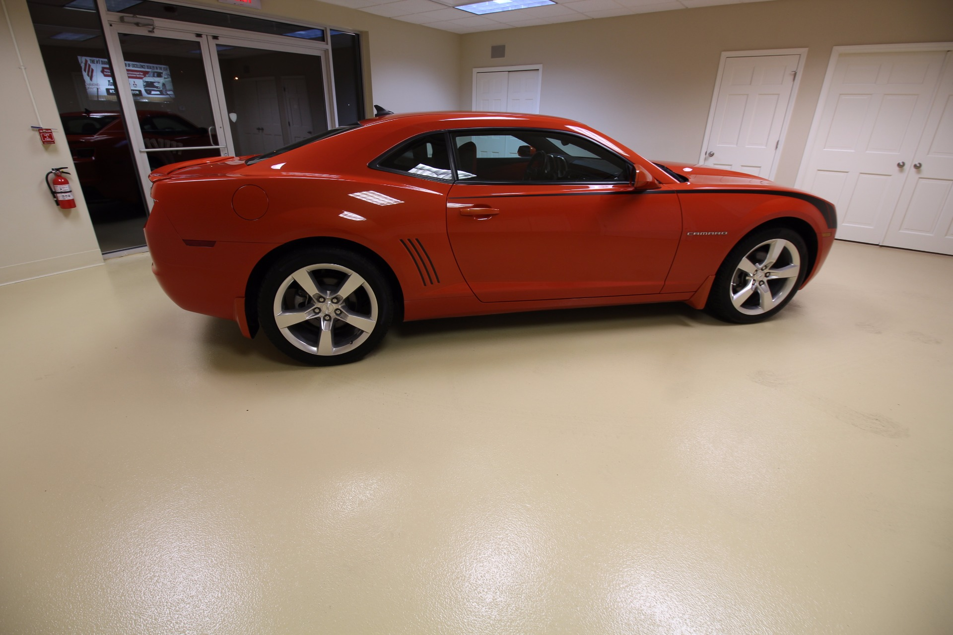 2010 Chevrolet Camaro Lt2 Coupe Stock 17008 For Sale