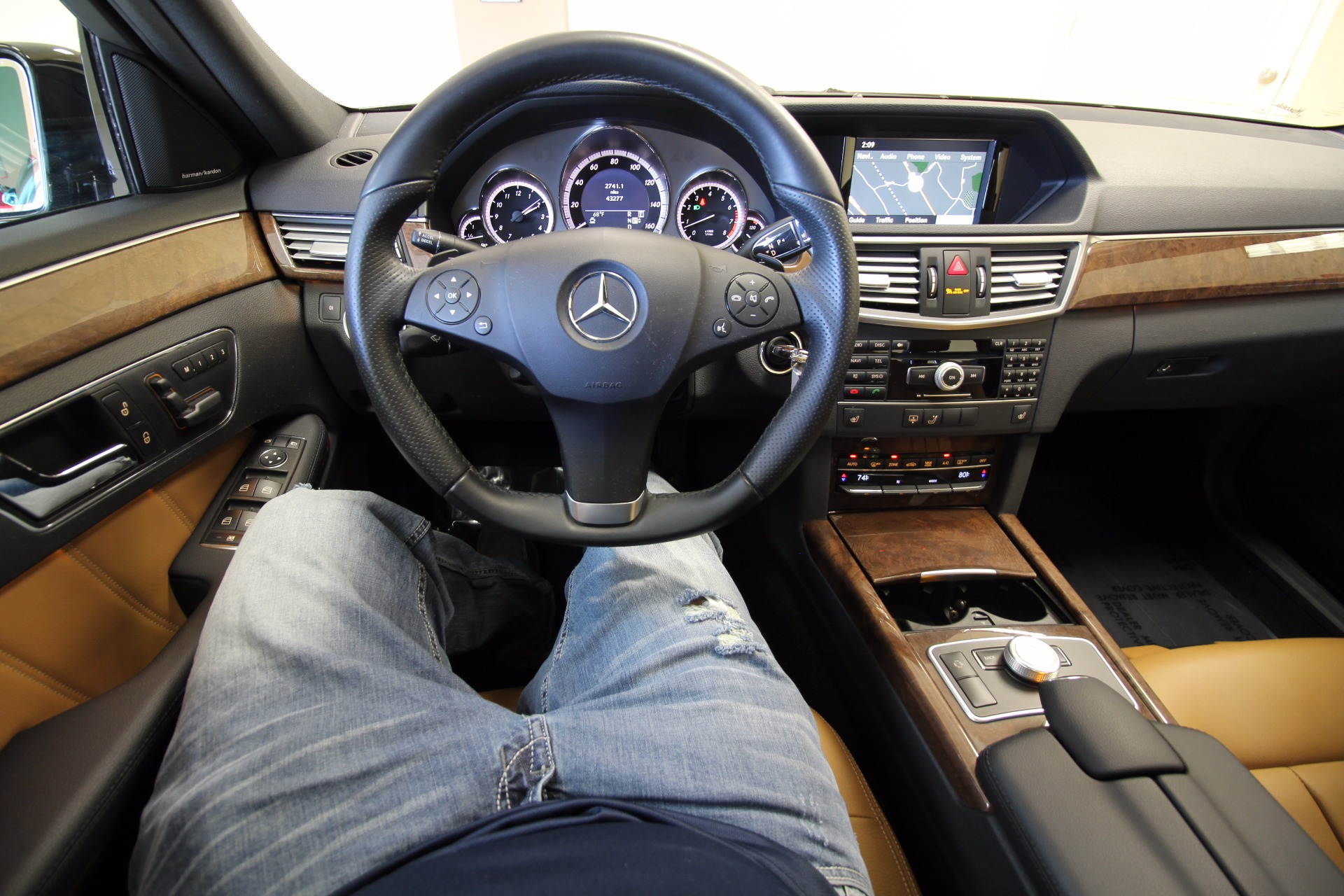 2011 Mercedes-Benz E-Class E350 Sedan 4MATIC Stock # 17007 ...