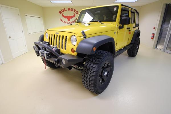 Used 2008 Jeep Wrangler-Albany, NY