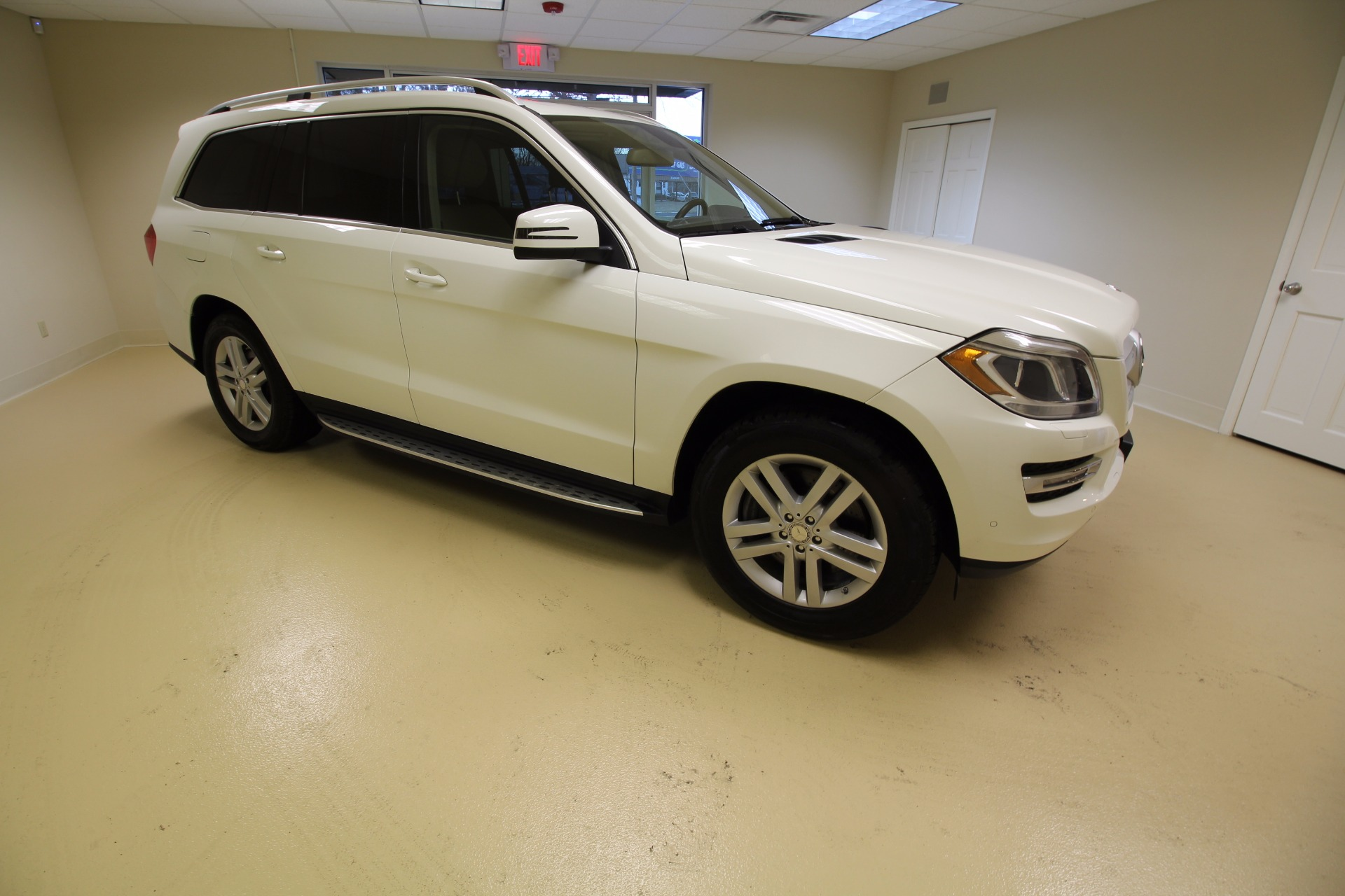 2013 mercedes benz gl class gl450 4matic stock 17018 for for Albany mercedes benz