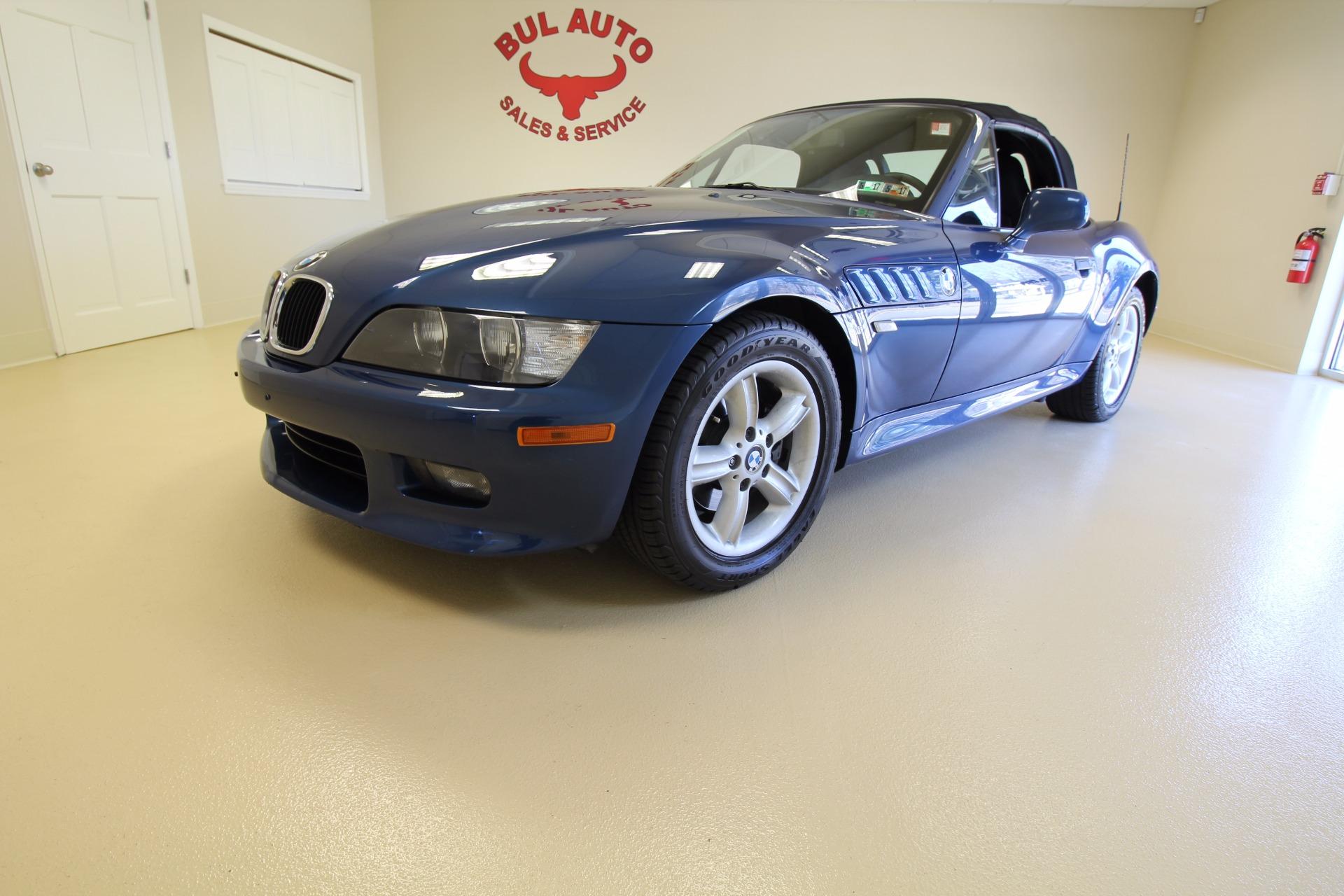 Used 2002 BMW Z3 Roadster 2.5i | Albany, NY