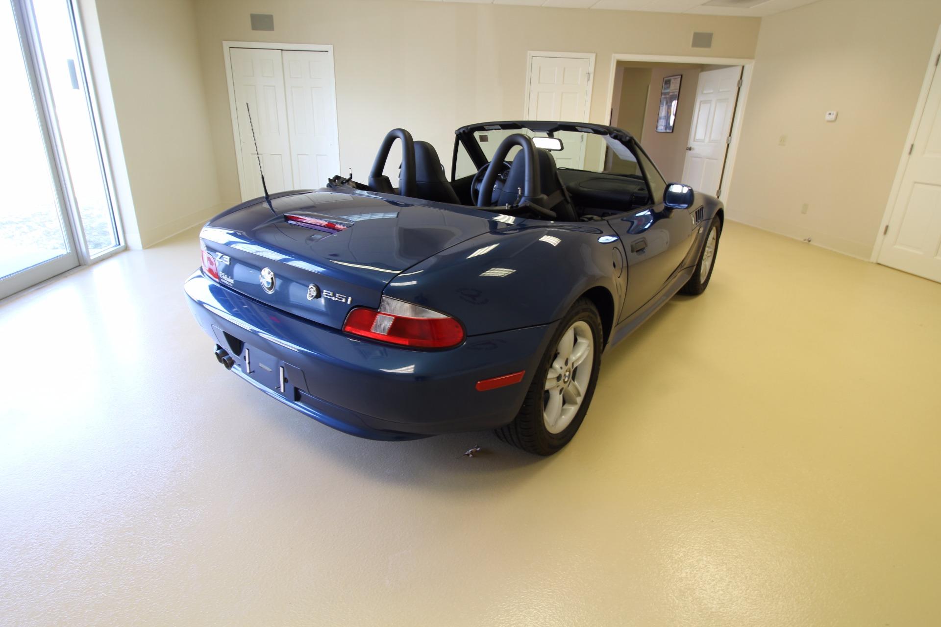 2002 Bmw Z3 Roadster 2 5i Stock 17038 For Sale Near