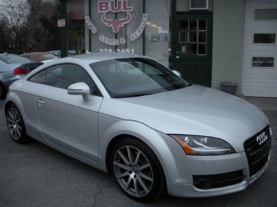Used 2008 Audi TT COUPE-Albany, NY