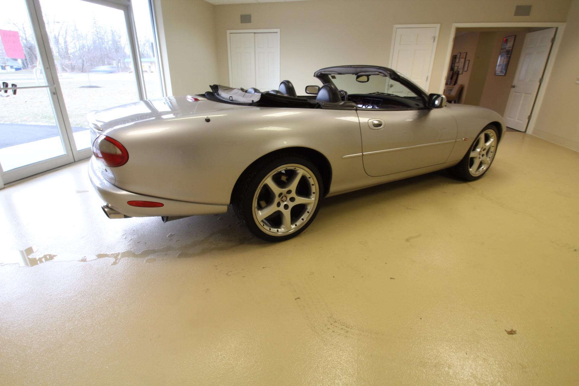Used 2000 Jaguar XK8 XKR Convertible | Albany, NY