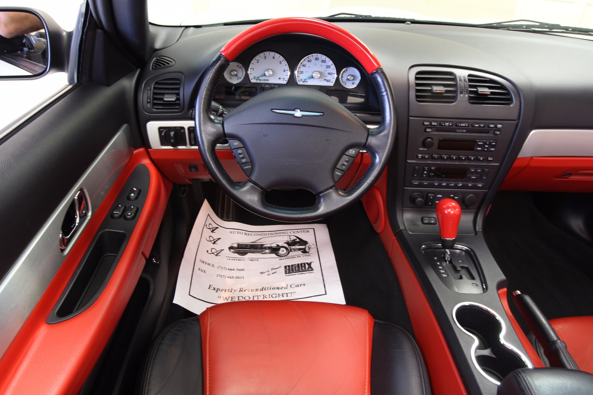 Used 2003 Ford Thunderbird Premium with removable top | Albany, NY