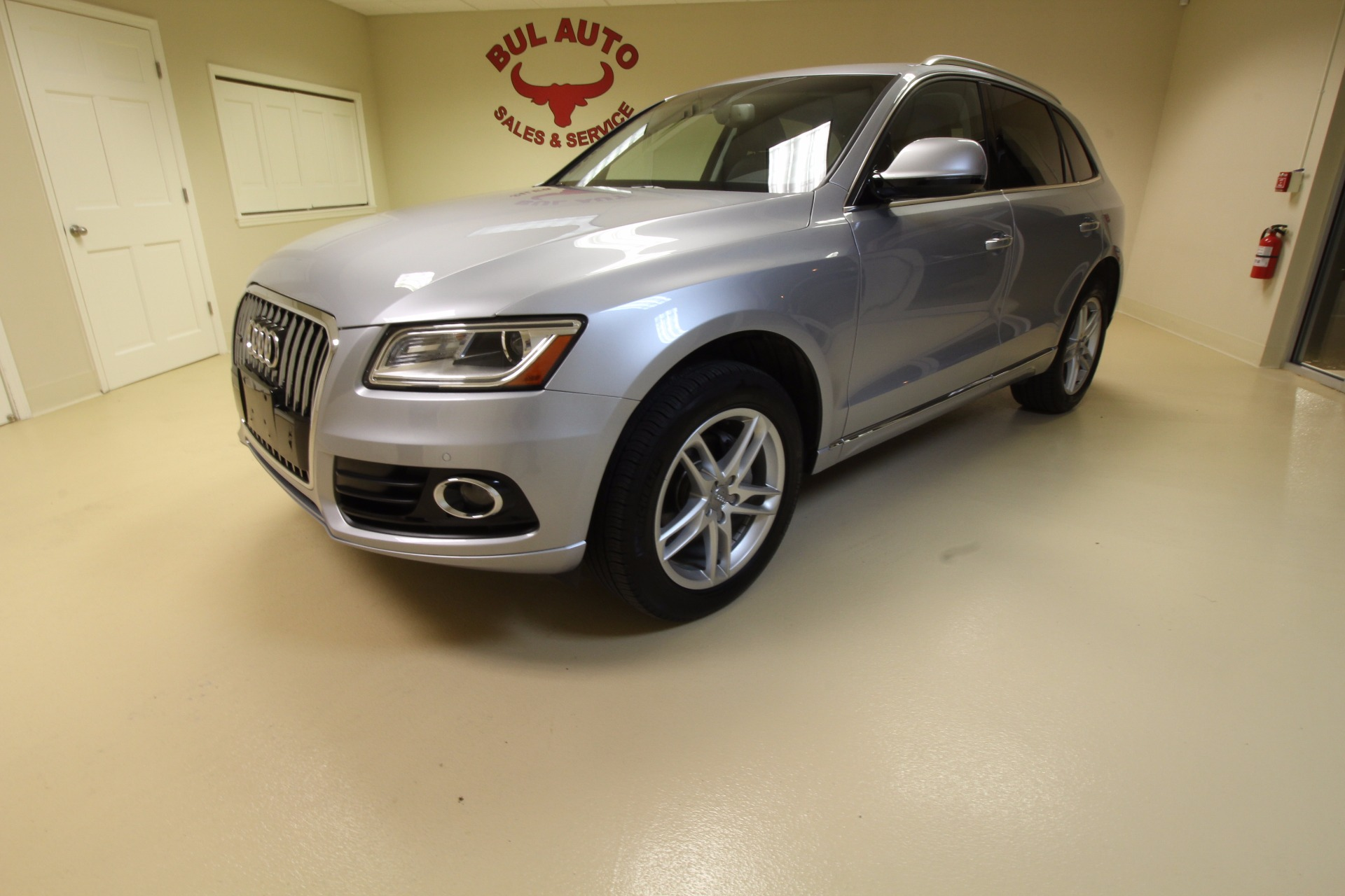 2015 audi q5 2 0t premium plus quattro stock 17062 for sale near albany ny ny audi dealer. Black Bedroom Furniture Sets. Home Design Ideas
