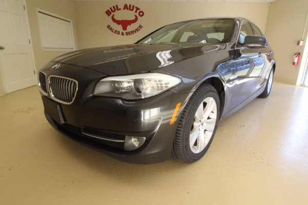 Used 2012 BMW 5-Series-Albany, NY