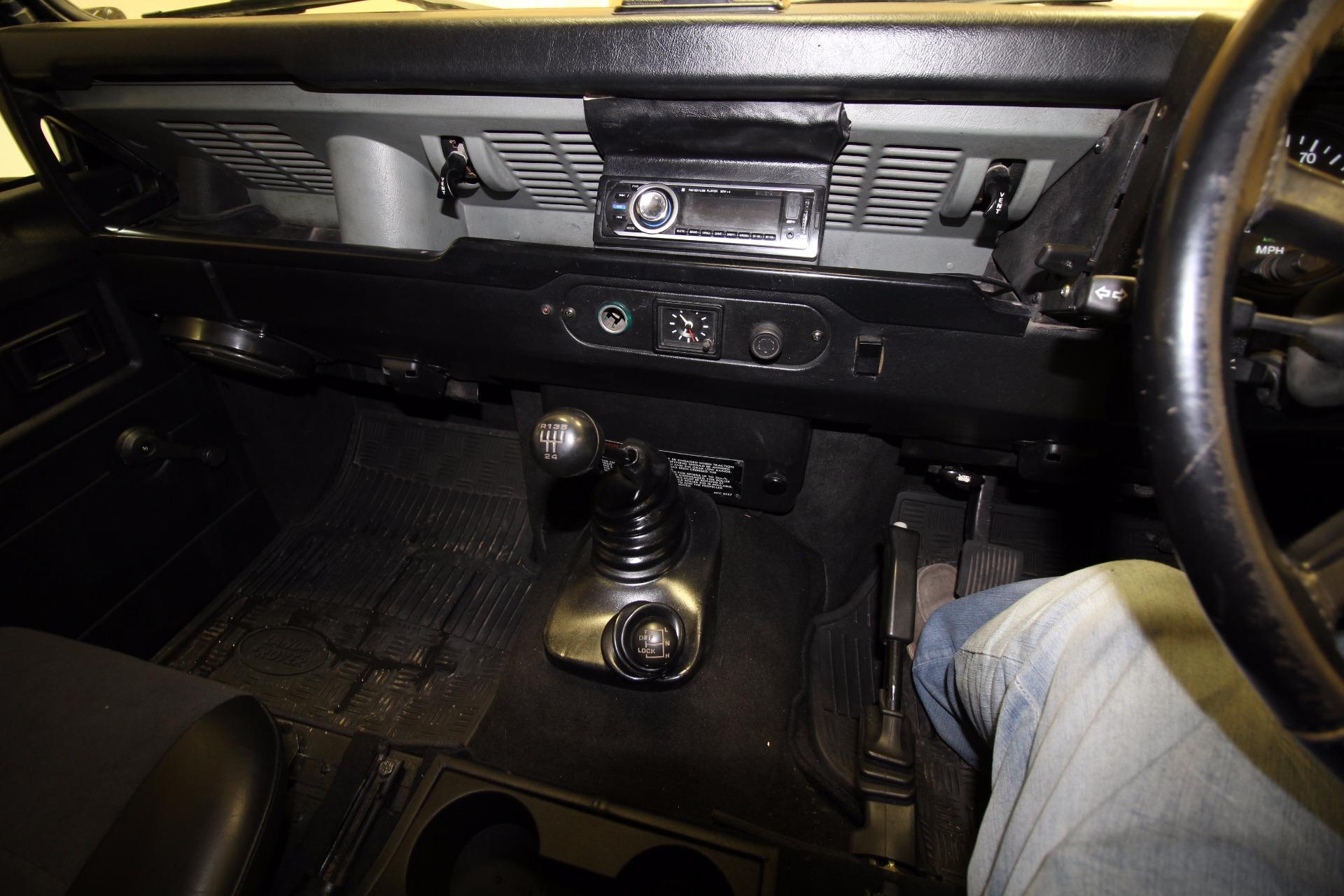Used 1989 Land Rover DEFENDER D90 D90 | Albany, NY