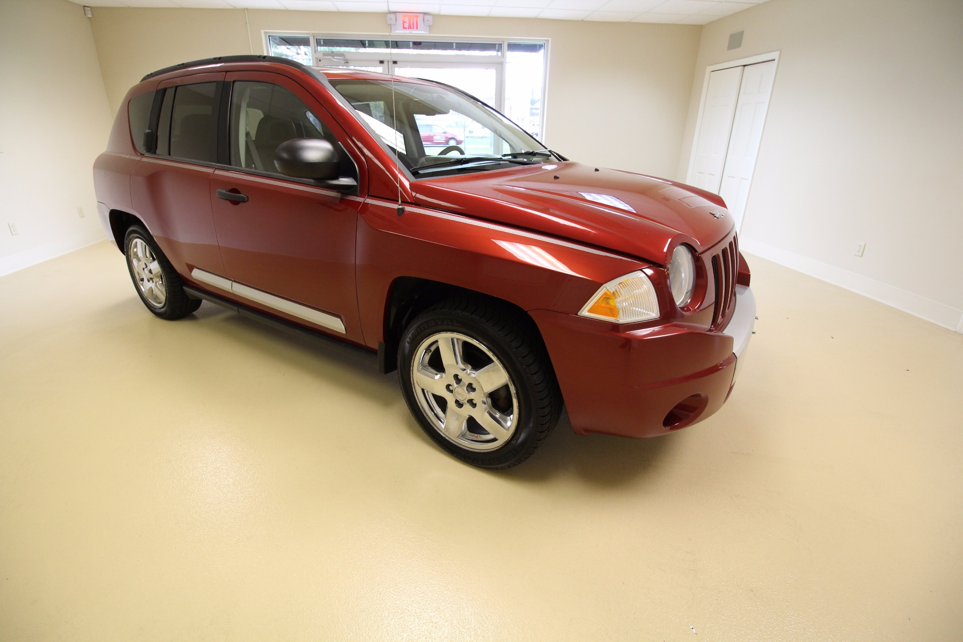 Used 2008 Jeep Compass Limited 4WD | Albany, NY