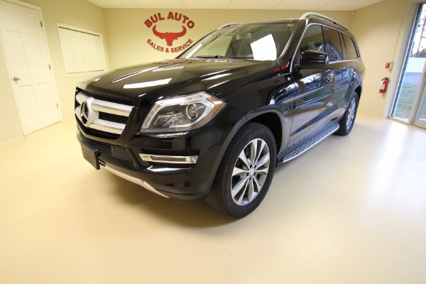 Used 2014 Mercedes-Benz GL-Class-Albany, NY