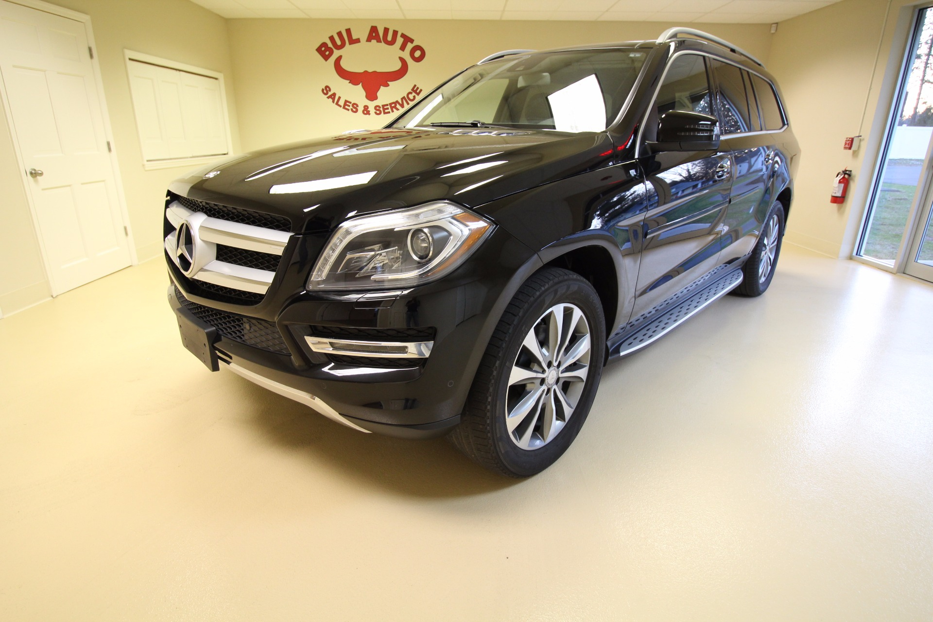2014 mercedes benz gl class gl450 4matic stock 17075 for for Used mercedes benz gl450 4matic