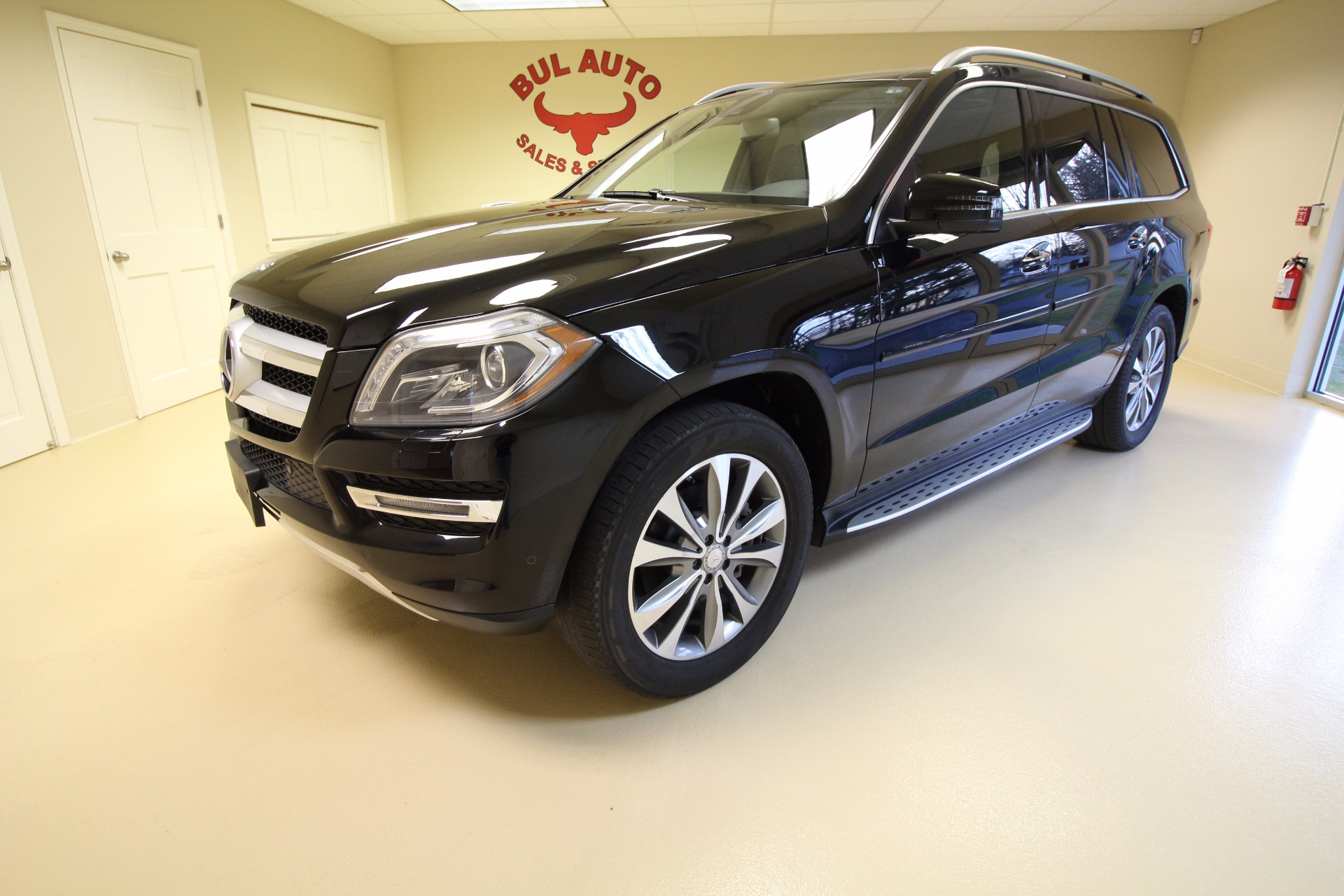 2014 mercedes benz gl class gl450 4matic stock 17075 for