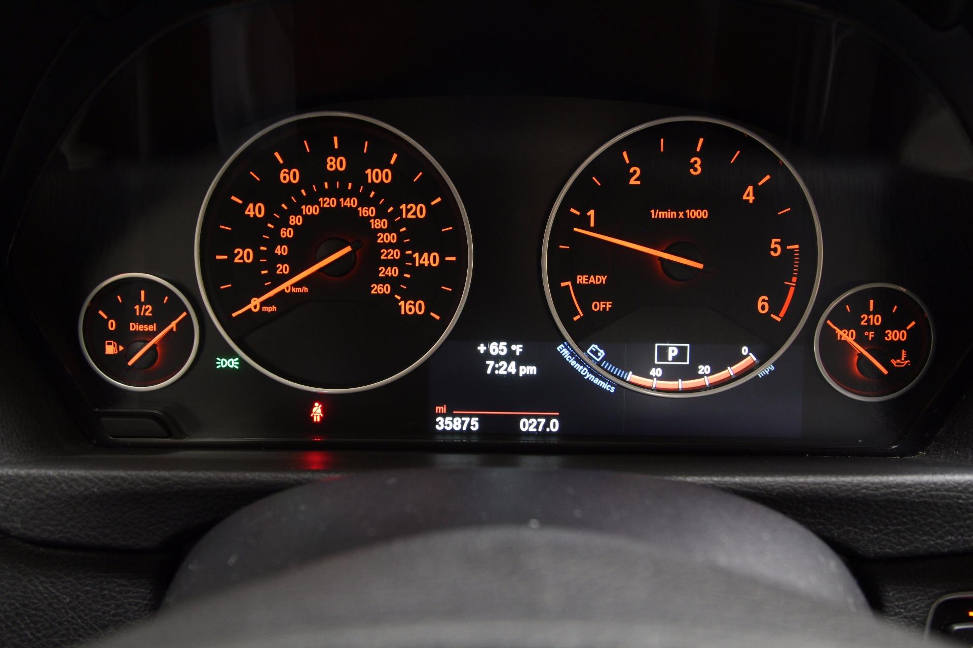 2014 Bmw 3 Series Sport Wagon 328d Xdrive Touring Stock