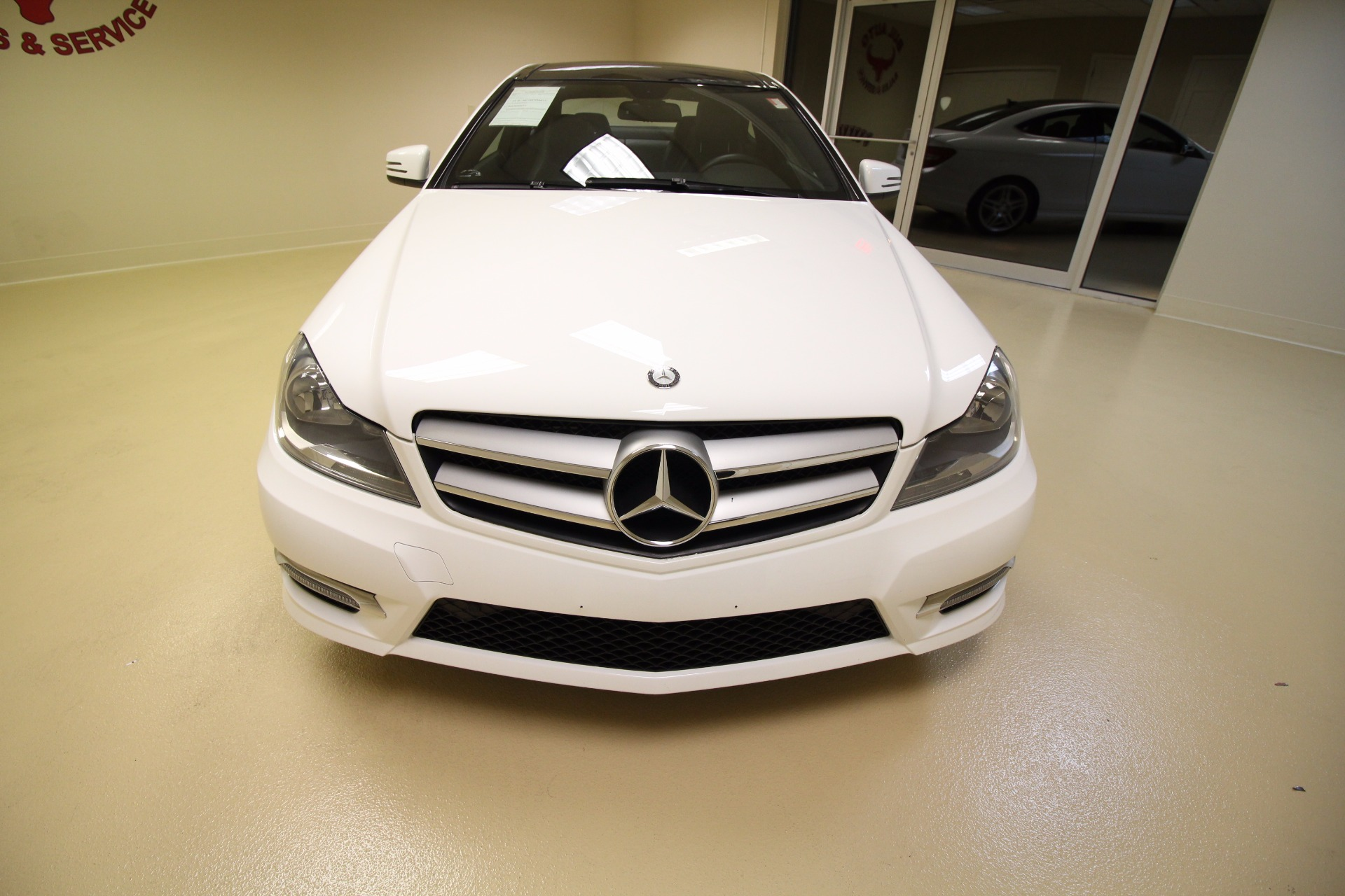 2013 Mercedes-Benz C-Class C250 Coupe Stock # 17061 for sale