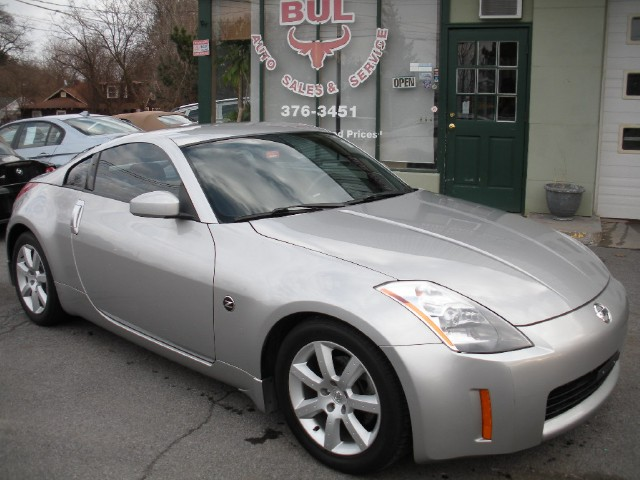 2004 Nissan 350z Enthusiast One Owner Stock 12023 For Sale Near