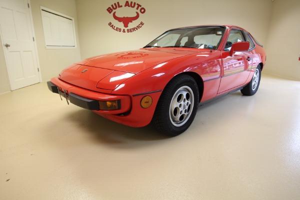 Used 1987 Porsche 924-Albany, NY
