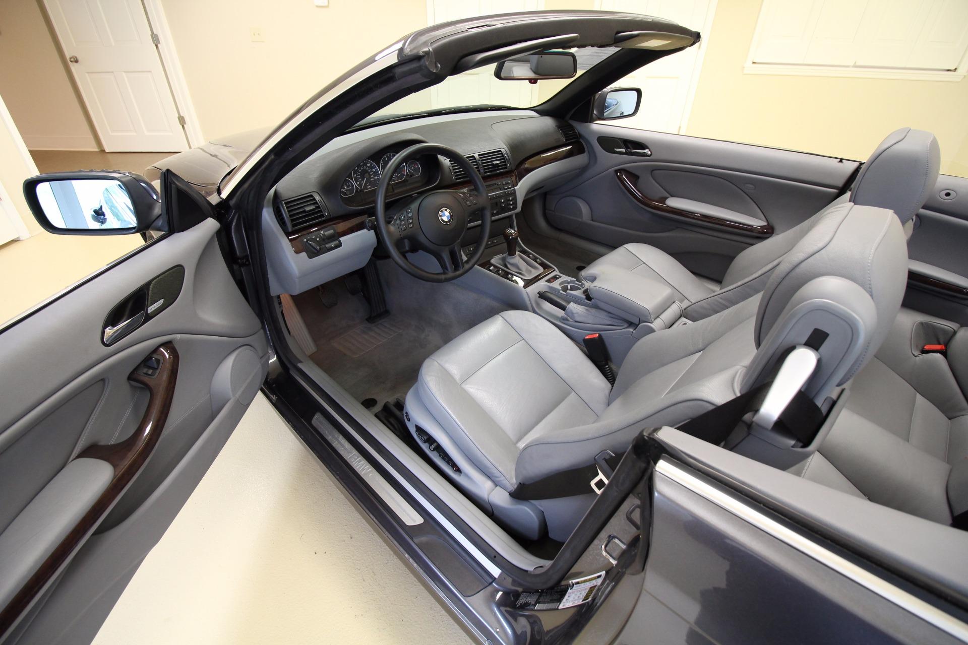 Used 2005 BMW 3-Series 330Ci convertible | Albany, NY