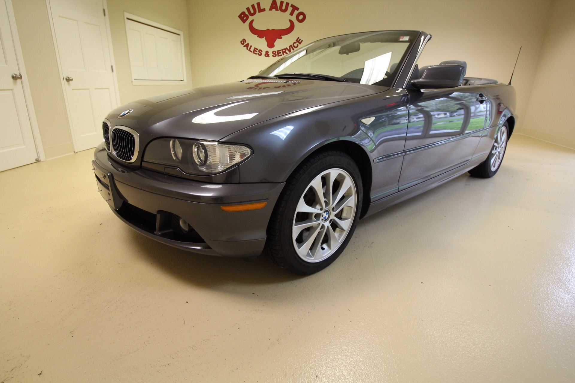 2005 bmw 3 series 330ci convertible stock 17095 for sale. Black Bedroom Furniture Sets. Home Design Ideas