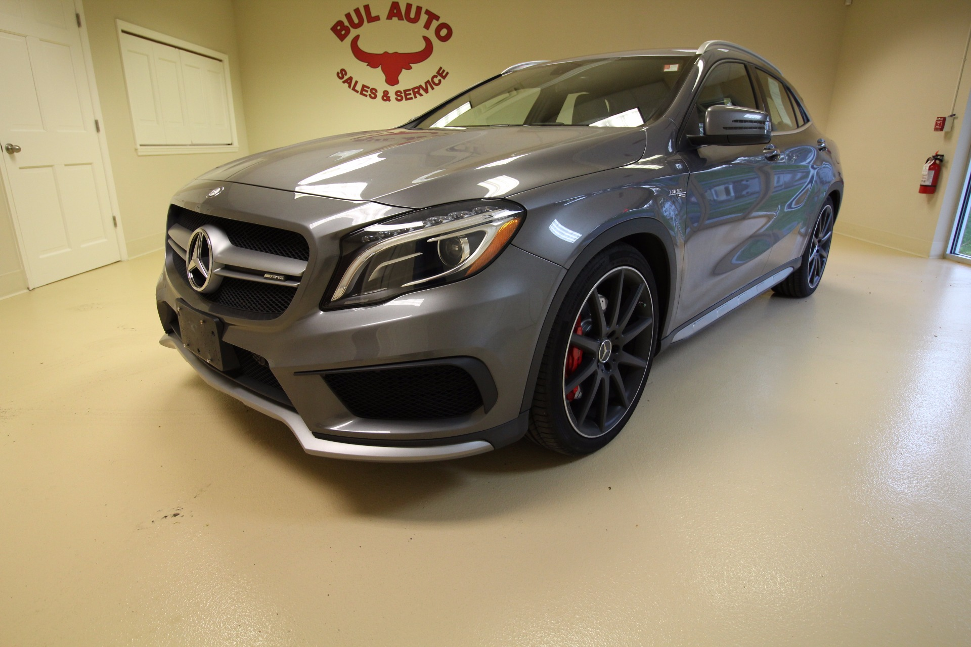 2015 mercedes benz gla class gla45 amg 4matic stock for Albany mercedes benz