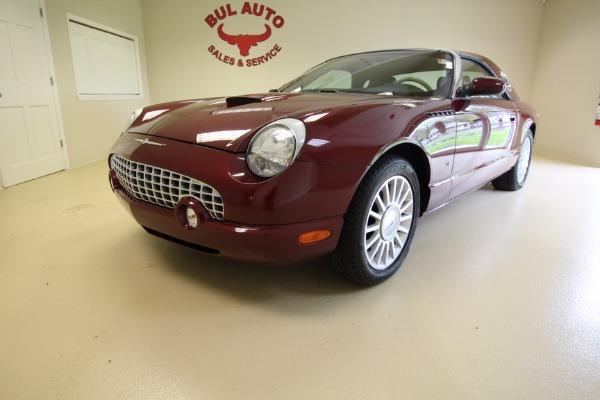 Used 2004 Ford Thunderbird-Albany, NY