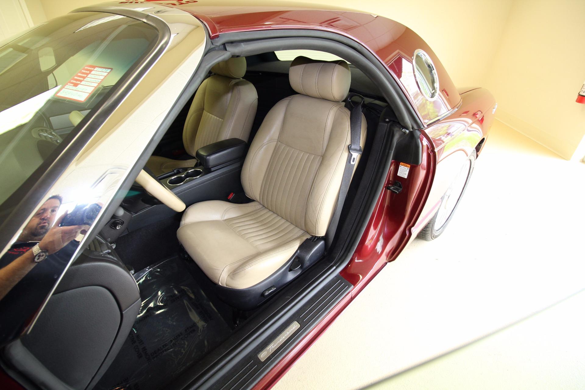 Used 2004 Ford Thunderbird Premium | Albany, NY