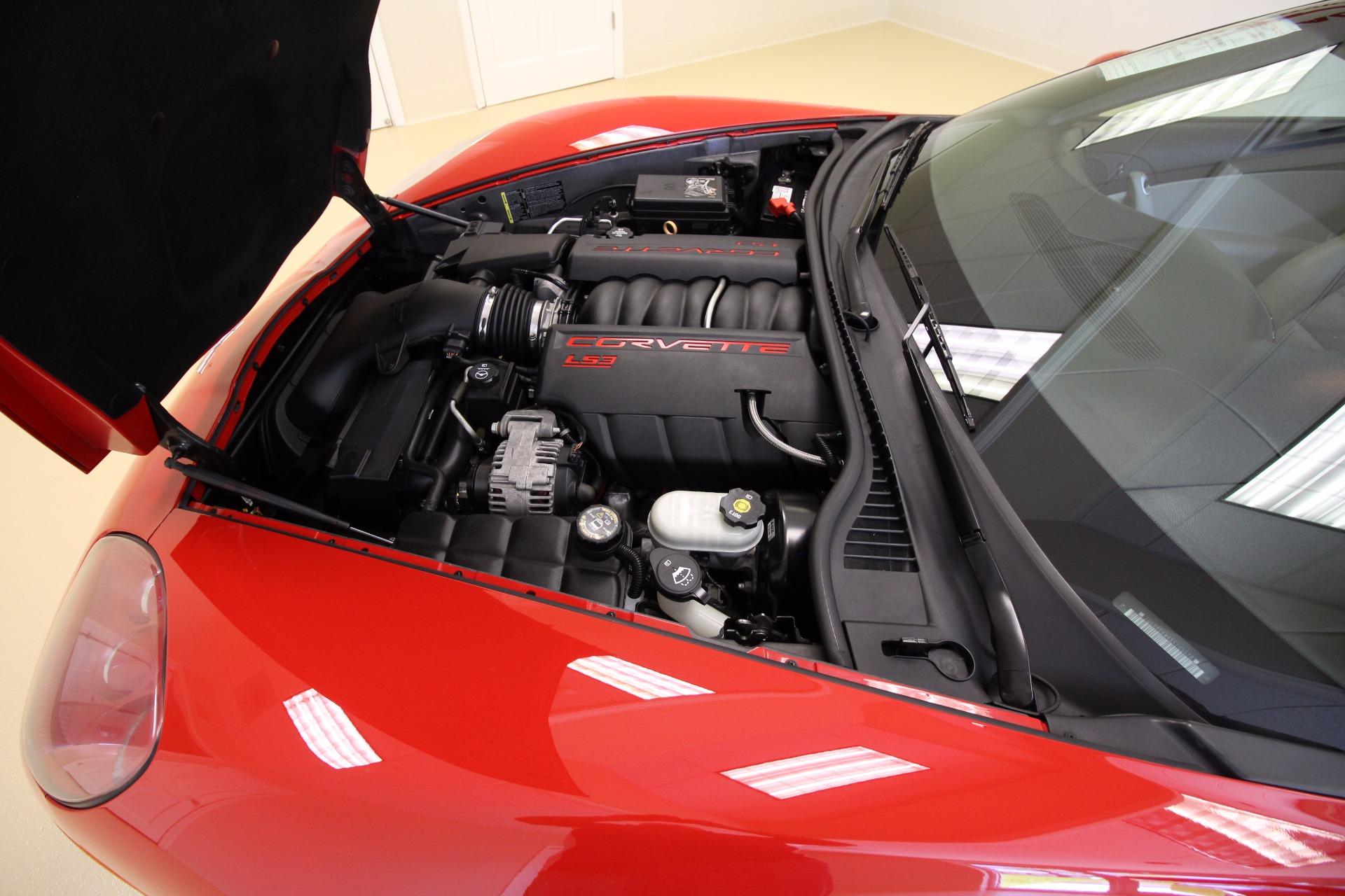 Used 2008 Chevrolet Corvette Coupe LT2 | Albany, NY