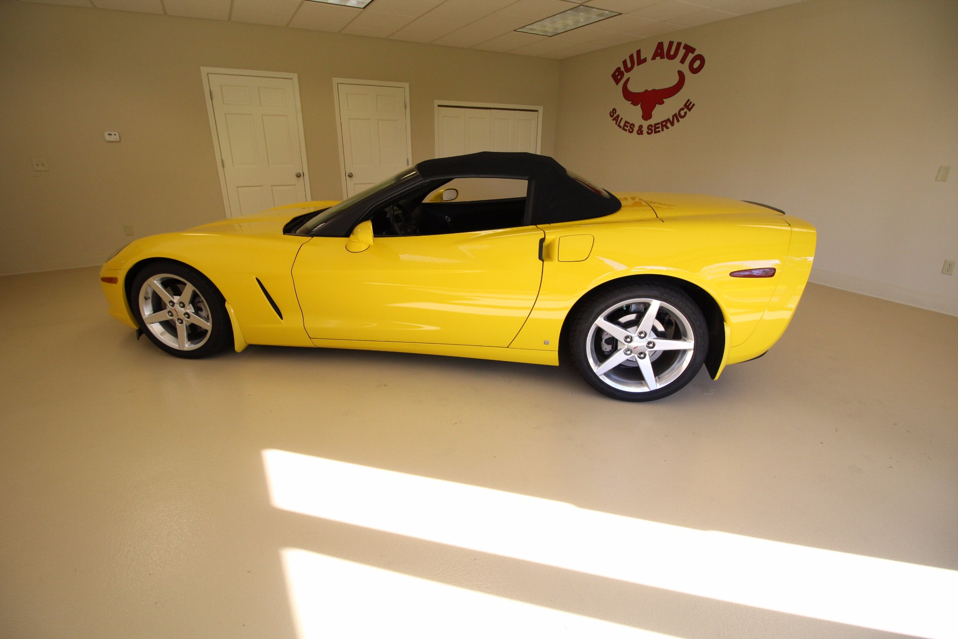 Used 2006 Chevrolet Corvette Convertible | Albany, NY