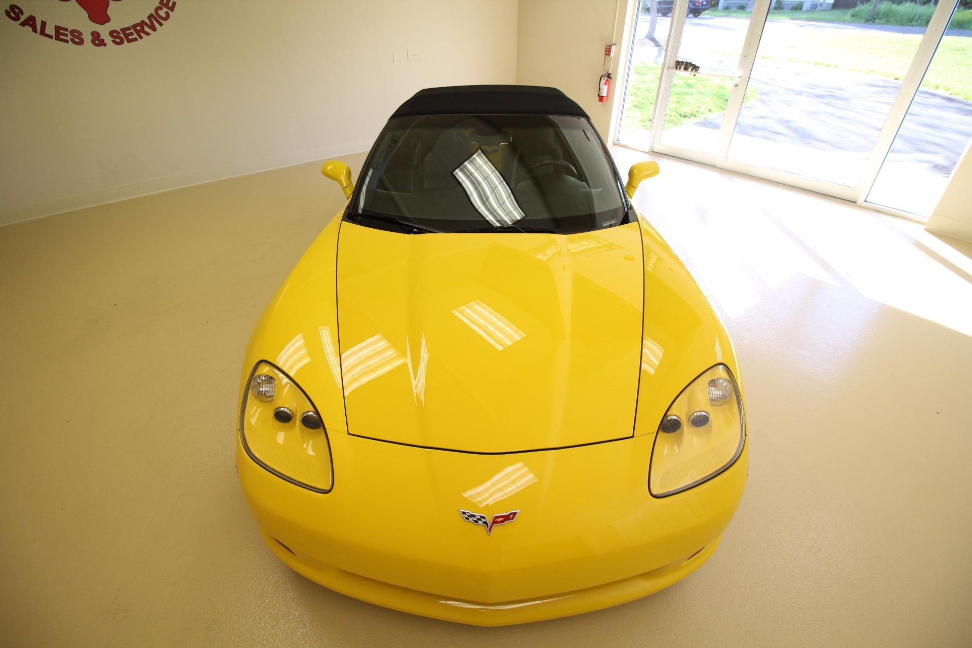 Used 2006 Chevrolet Corvette Convertible   Albany, NY