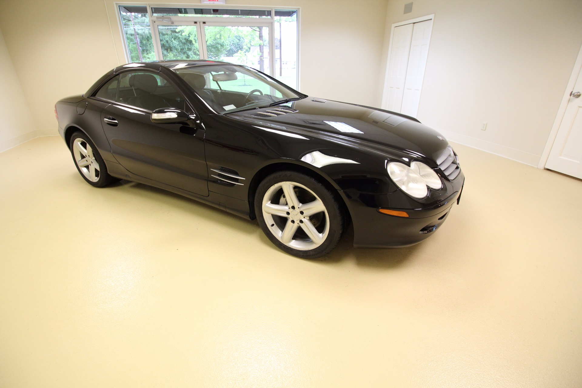 2005 mercedes benz sl class sl500 stock 17112 for sale for Albany mercedes benz