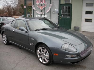 Used 2005 MASERATI GT COUPE CAMBIOCORSA-Albany, NY