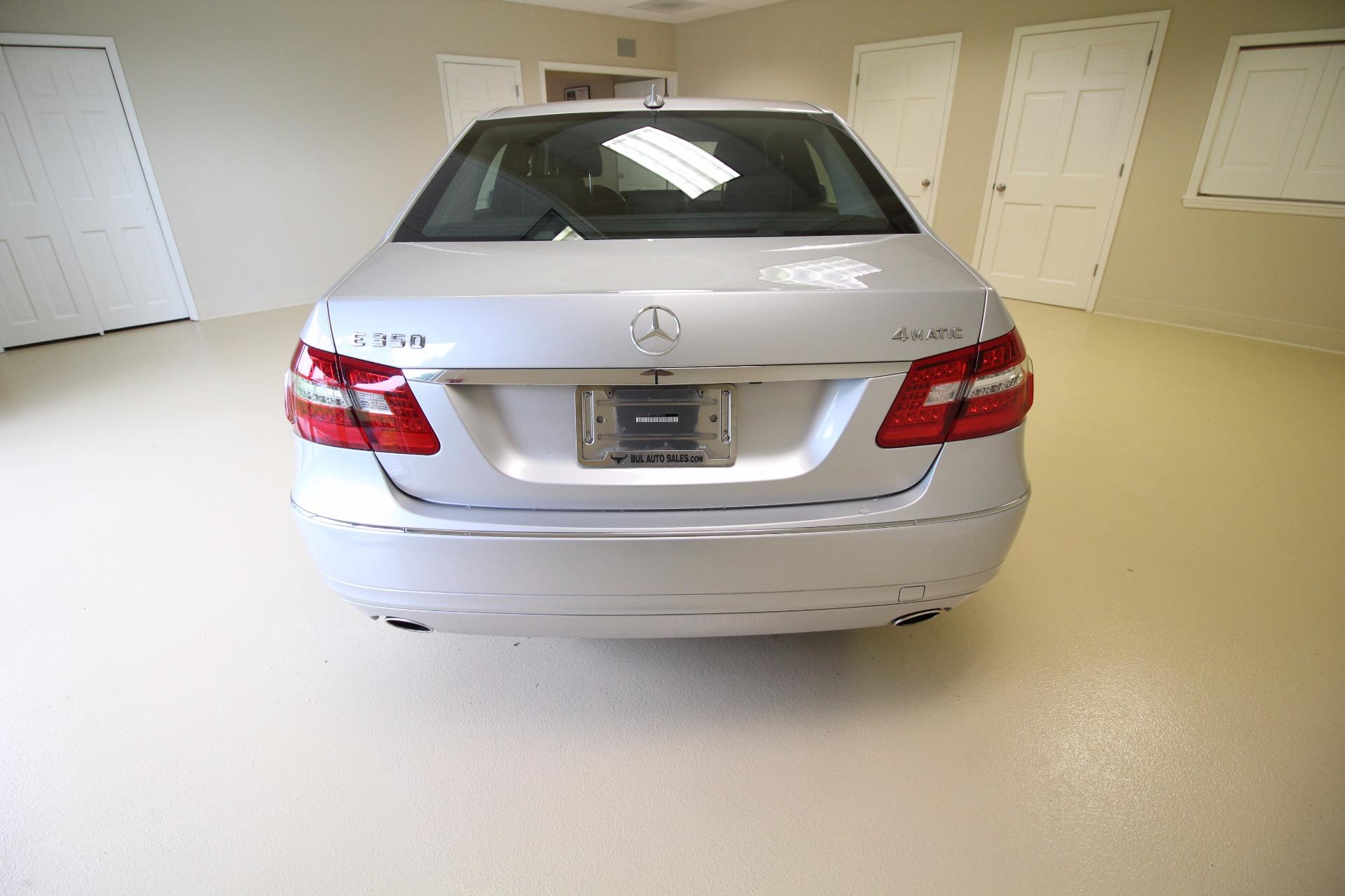 2010 mercedes benz e class e350 sedan 4matic stock 17113 for Mercedes benz dealers in ny