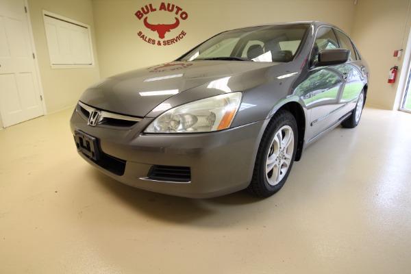 Used 2006 Honda Accord-Albany, NY