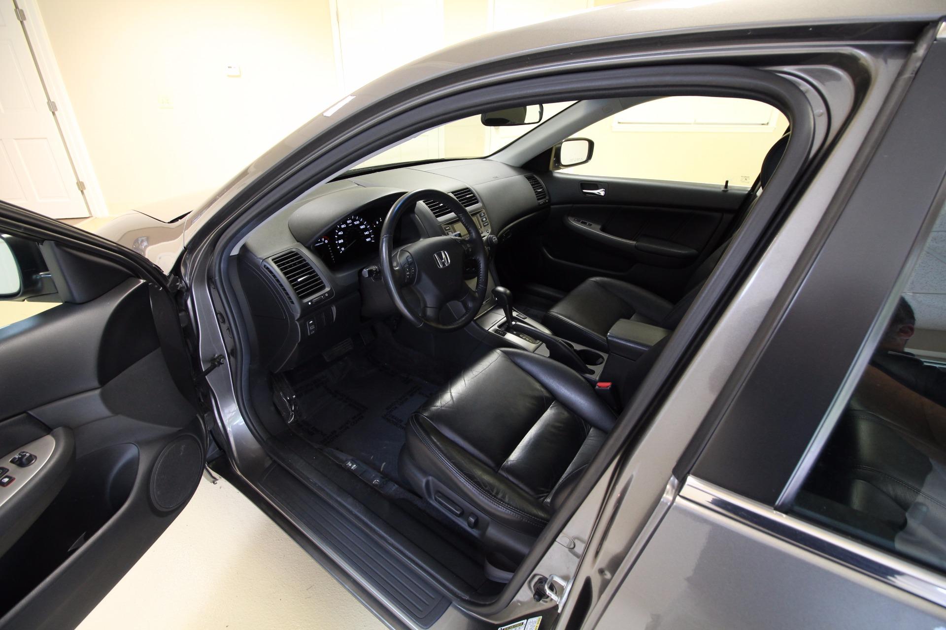 Used 2006 Honda Accord EX Sedan AT w/ Leather and XM Radio | Albany, NY