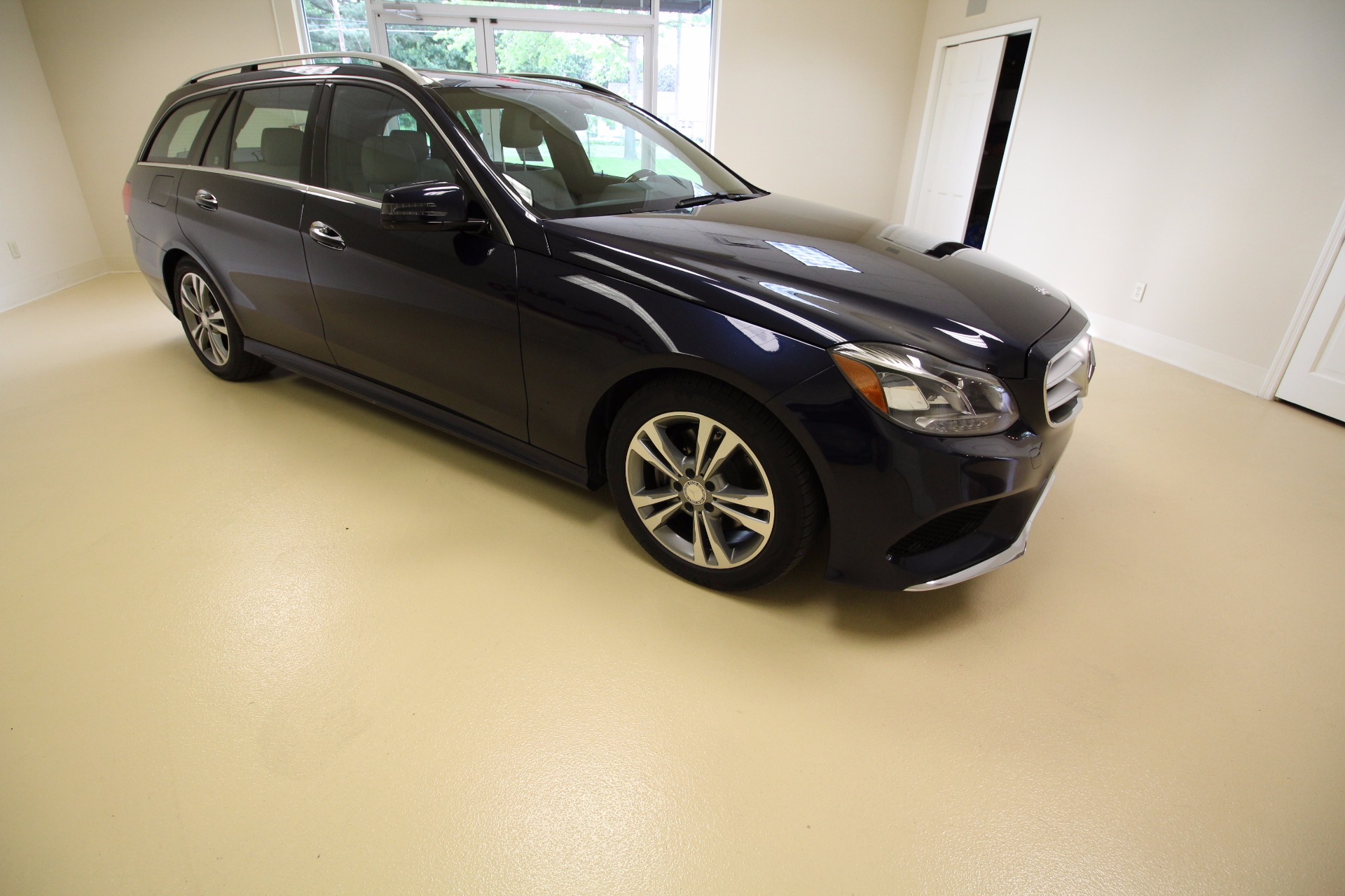 2014 mercedes benz e class wagon e350 4matic wagon stock for Albany mercedes benz