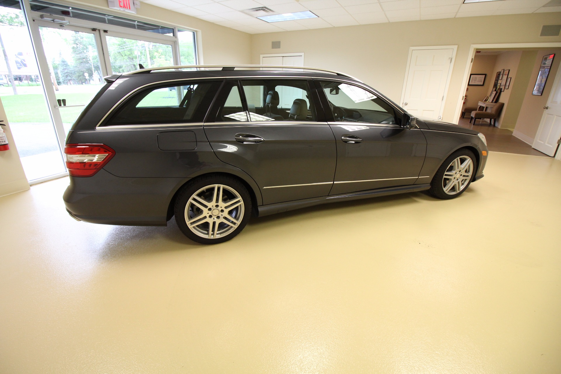 2011 mercedes benz e class wagon e350 4matic stock 17118 for Albany mercedes benz