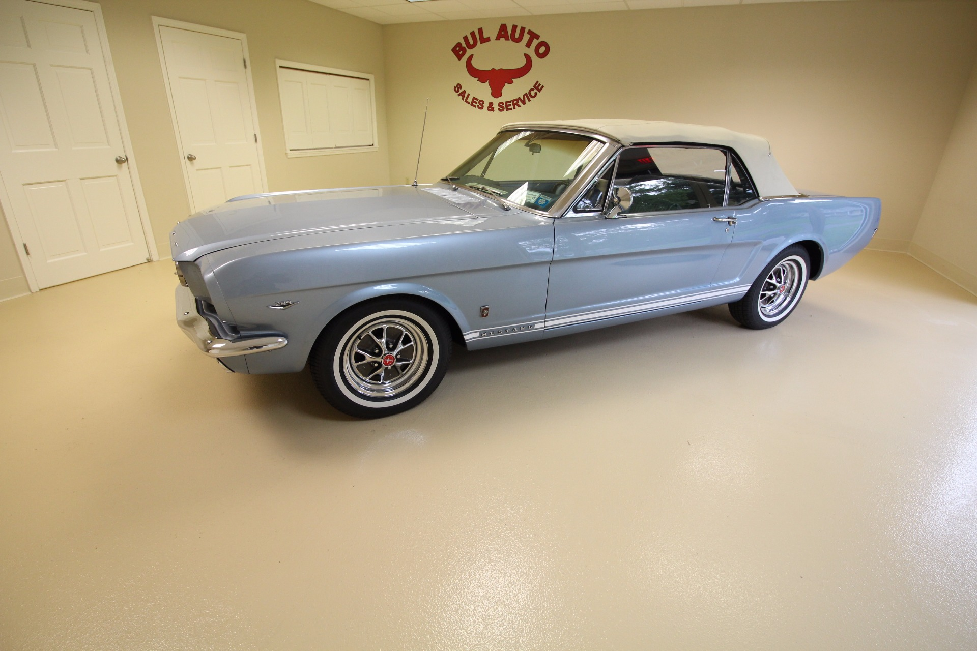 Used 1966 Ford Mustang GT Convertible | Albany, NY