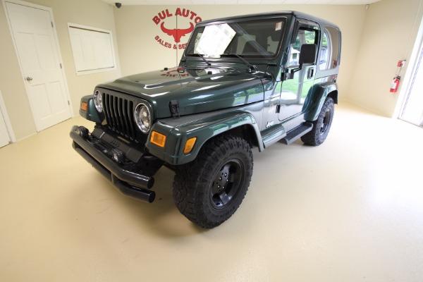 Used 2001 Jeep Wrangler-Albany, NY