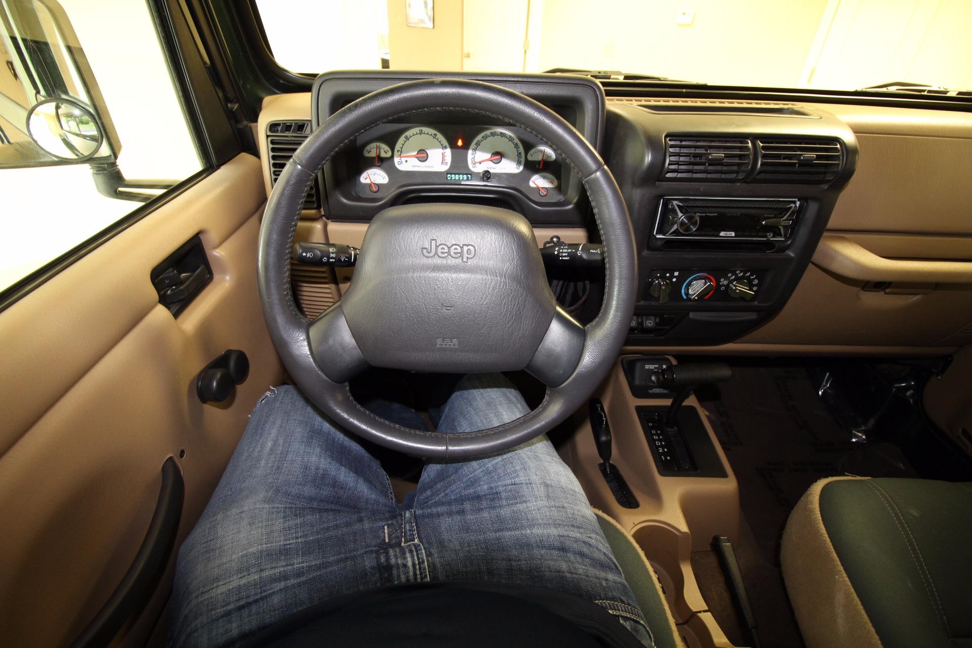 Used 2001 Jeep Wrangler Sahara | Albany, NY