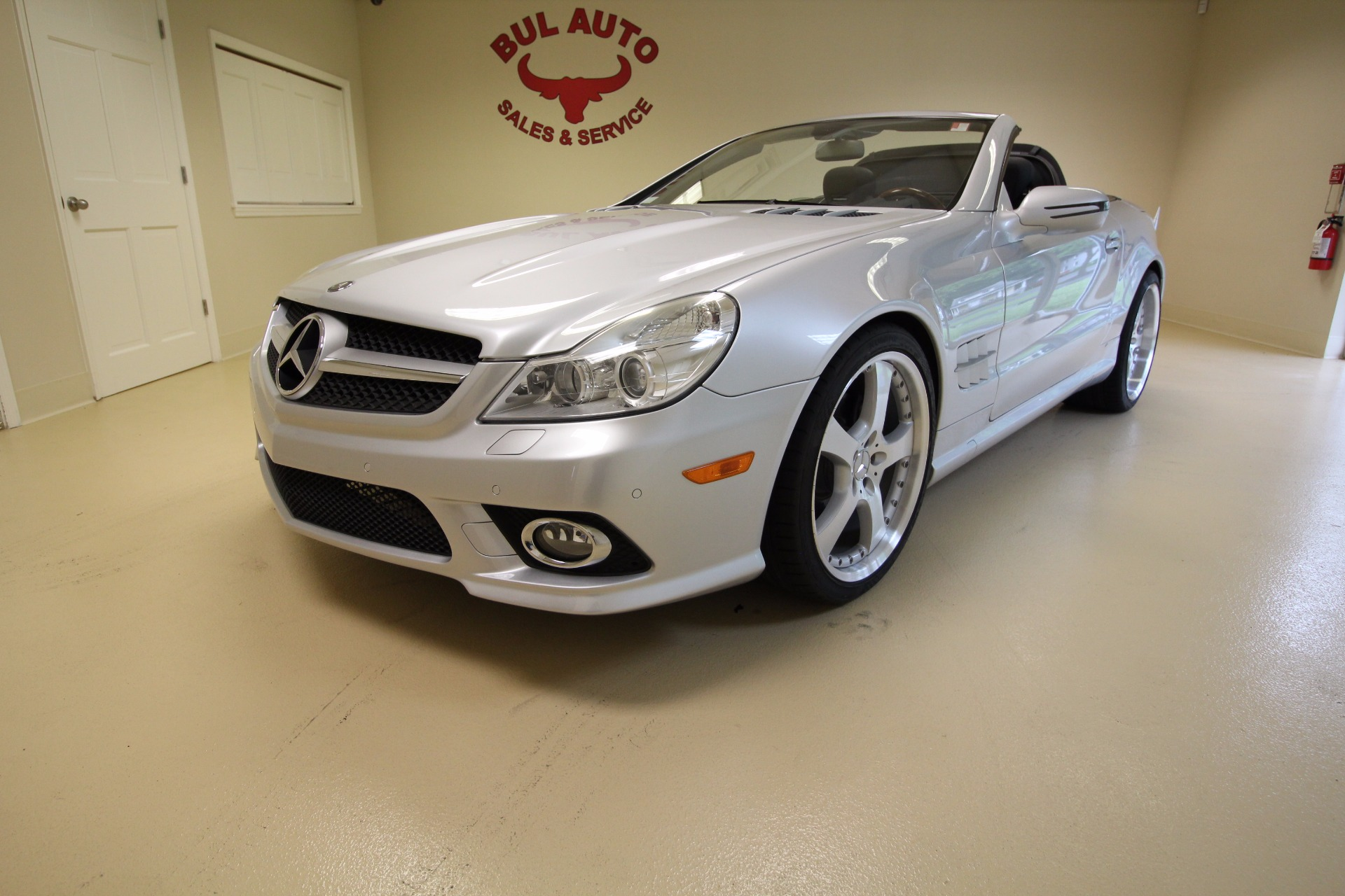 2009 mercedes benz sl class sl550 stock 17110 for sale near albany ny ny mercedes benz. Black Bedroom Furniture Sets. Home Design Ideas
