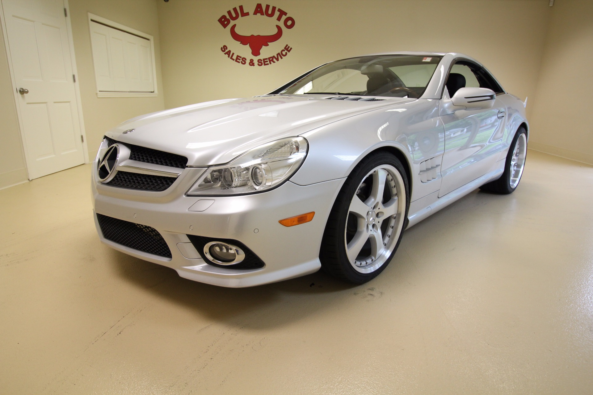 2009 mercedes benz sl class sl550 stock 17110 for sale for Albany mercedes benz