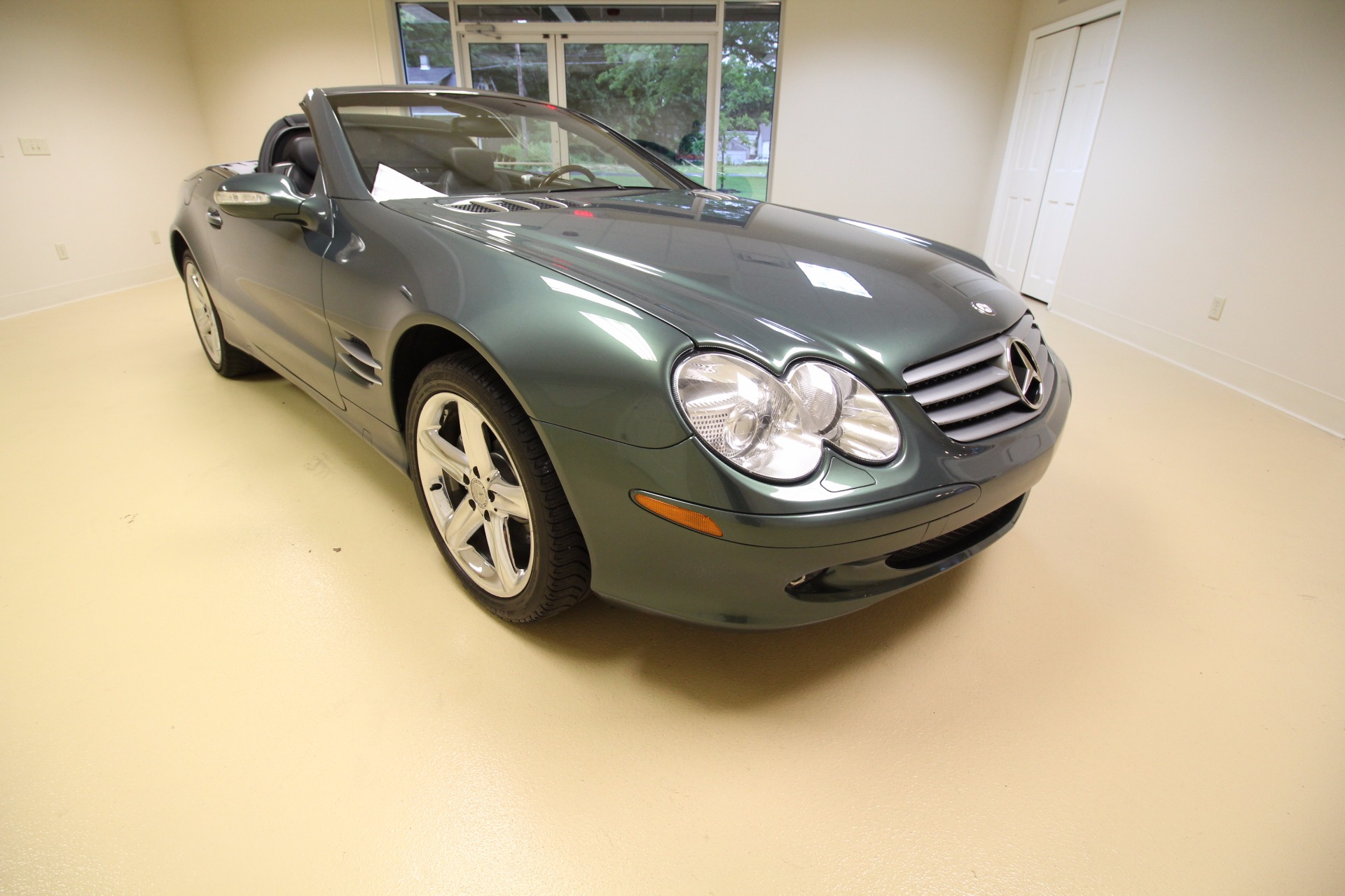 2003 mercedes benz sl class sl500 stock 17121 for sale for Mercedes benz sl class sl500